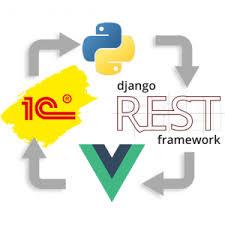 1C + Python + Django Rest Framework + Vue.js. Опыт несложной ...