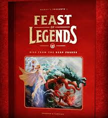 Book Review Wendys Feast Of Legends 1 Rpg Blog