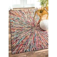 rugs 5 x 8 retro rainbow firework multi kids rug ping the best deals on rugs 5 x 8