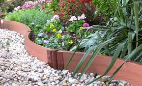 wood landscape edging 15 lovely inspiration ideas in black for the natural