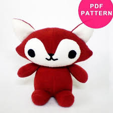 Free Stuffed Animal Patterns Impressive Top 48 Toy Animal Sewing Patterns