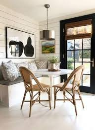 14 ways to make your kitchen look and feel bigger dinning room wall decorfarmhouse wall decordining room wallsroom decorkitchen chairskitchen
