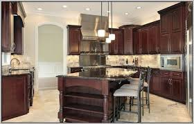 paint colors kitchen walls cherry cabinets painting best