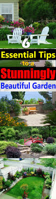 want to design a garden that can relieve your stress and refresh you when you come