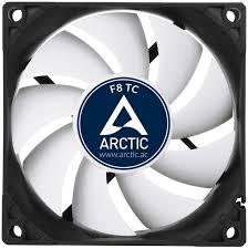 <b>Вентилятор</b> для корпуса <b>Arctic Cooling</b> Arctic <b>F8</b> TC AFACO-080T0 ...