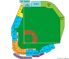 Clearwater Threshers Seating Chart Bright House Networks Field Seating Chart