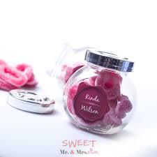 personalized design wedding logo gummy candy gl favor gifts for personalized design candy gl candy