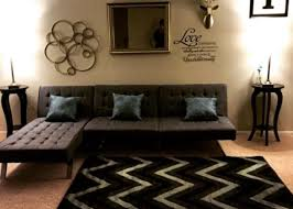 dhp emily futon sofa bed in san