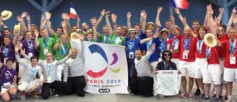 Image result for Paris Gay Games