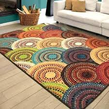 better homes and garden rugs. better homes and gardens rugs home garden bright dotted circles o
