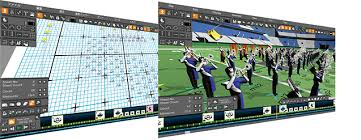 Marching Band Drill Creation Software Drill Studio Drill