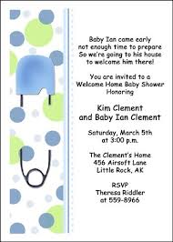 welcome party invitation wording 7 best welcome home baby shower images on pinterest party