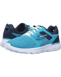skechers go run 400. skechers - go run 400 (teal/navy) women\u0027s running shoes skechers