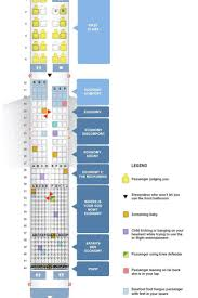 New Airplane Seating Chart Makes Summer Travel A Lot Less
