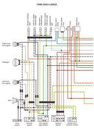 suzuki m109 wiring diagram suzuki wiring diagrams