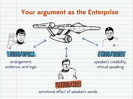 images about argumentative and persuasive writing on  tweak your speech rhetoric and star trek