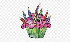 Birthday Cupcake Clipart Making The Webcom