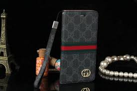 gucci 7 plus case. gucci magnetic flip phone cases cover for iphone 6s/7 plus,samsung galaxy s6/s7 edge,galaxy s8 plus - black 7 case