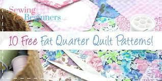 Quilt With 10 Fat Quarters 10 Free Fat Quarter Quilt Patterns Free ... & Quilt With 10 Fat Quarters 10 Free Fat Quarter Quilt Patterns Free Quilt  Patterns Using 6 Adamdwight.com