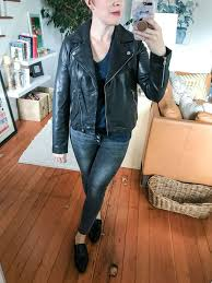 tee jeans mules j crew washed leather jacket