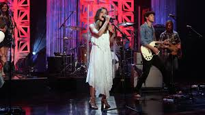 Lucy Hale Performs 'Lie a Little Better' - YouTube
