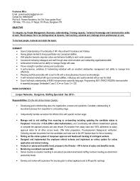 Staffing Specialist Resumes 11 Resume Sample Objectives For Fresh Graduates Easy Resume