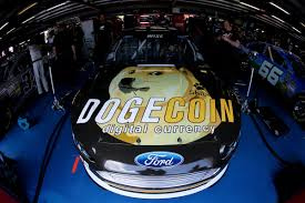 98 car sponsored by dogecoin for a race at the famous talladega. Reddit Users Help Get Dogecoin Car And Josh Wise Into Nascar All Star Race Sbnation Com