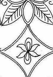 23 gambar sketsa yang bisa anda. Contoh Sketsa Gambar Batik Bunga Brainly Co Id