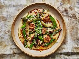 Light Vegetarian Food For Dinner
