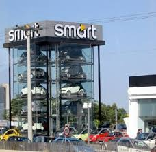 Smart Car Vending Machine Germany