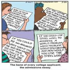 the dreaded college admissions essay one big difficulty the college essay is obvious you probably have never written anything like this and certainly not for an audience you can t see