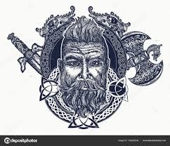 символ силы у викингов татуировка викинга символ силы мужество