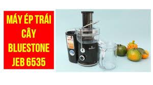 Đánh Giá Máy ép trái cây Bluestone JEB 6535 - Gia Dung Tốt - YouTube