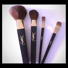 ysl makeup brushes trade for high end makeup
