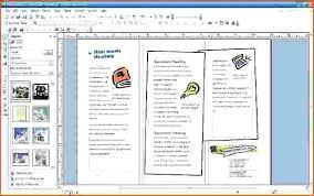 How Do You Make A Brochure On Microsoft Word 2007 Making A Brochure On Word Officialhaleybennett Com