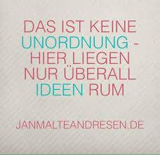 Dr Markus Wendt On Zitate Unordnung Kunst Und Rum