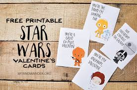 Valentines Day Cards For Boys Star Wars Valentines Day Cards For Kids Our Handcrafted Life