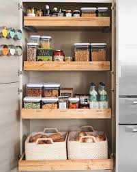 Kitchen Pantry Organization Kitchen Closet Storage Ideas