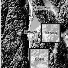 Basalt tetrahedron for the Big Pine and Darwin volcanic fields. Shaded... |  Download Scientific Diagram