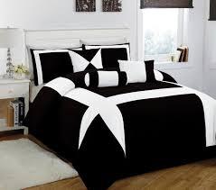 white comforter sets queen size bedroom black bed plain bedspread grey 17