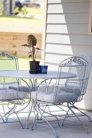 diy patio furniture makeover by atlanta style blogger erica valentin