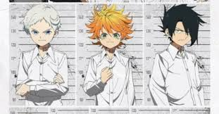 Unique Anime Character Design The Promised Neverland Anime Reveals Official Character