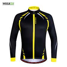 <b>WOSAWE</b> Winter Thermal <b>Cycling Jacket</b> Windproof <b>MTB</b> Bike ...