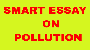 smart essay on pollution speech on pollution  smart essay on pollution speech on pollution