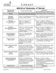 apa citation sheet pdf