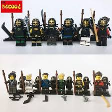Online Shop <b>Decool 6pcs</b>/lot 10059-10064 2018 for lego <b>Ninjagoes</b> ...