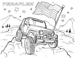 cnxoz3bxgaar teraflex coloring pages jeep coloring pages with wallpapers mobilermy colouring safari