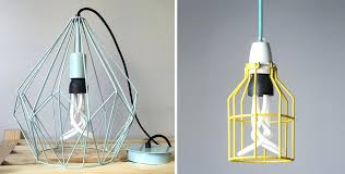 cage pendant lights pendt wire cage pendant lights