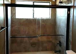 cleaning shower doors with vinegar clean soap s off shower door use dryer sheets to clean
