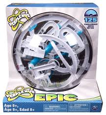 Купить <b>Головоломка</b> Spin Master Perplexus Epic (34177) белый ...
